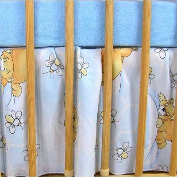 Darland Krásny volánik pod matrac - Včielka modrá