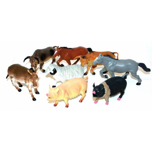 Rappa Zvieratá domáce 12 - 20 cm