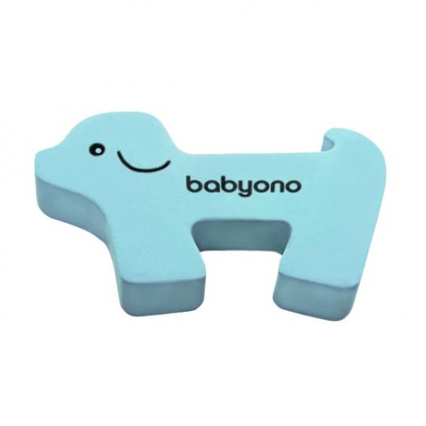 Zarážka na dvere Baby Ono psík modrý