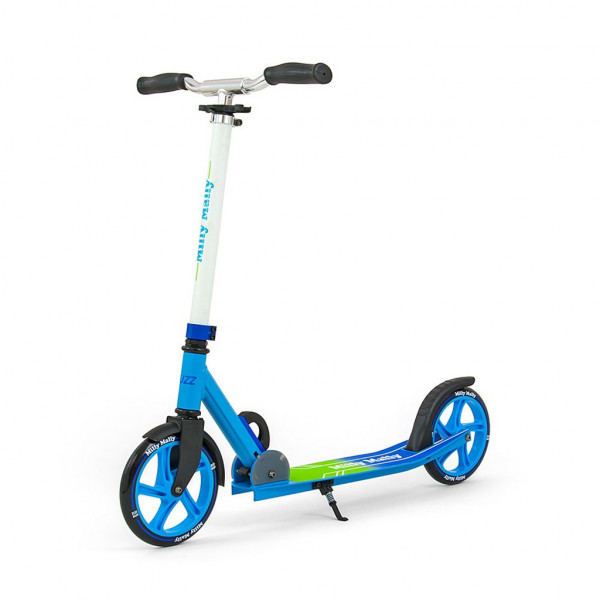 Detská kolobežka Milly Mally BUZZ Scooter blue