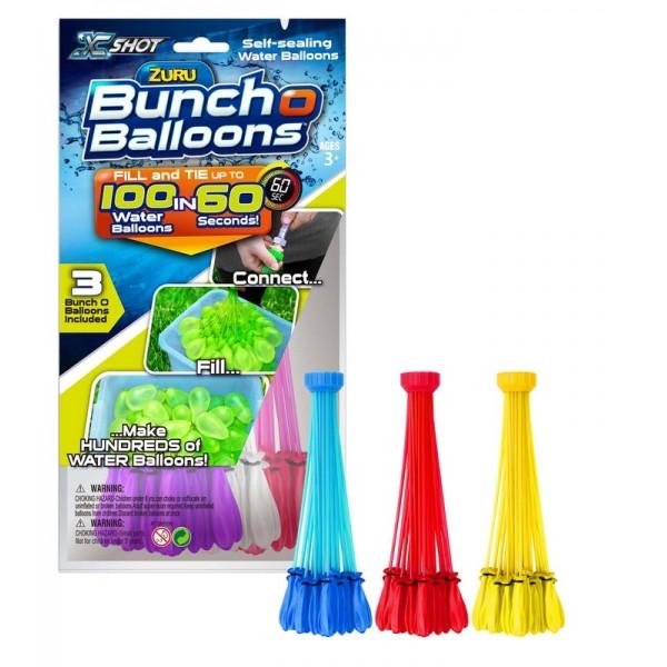 Rappa Zuru Vodní balónková bitva - vodní balónky 3 pack