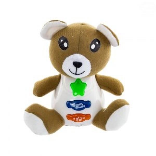 Euro Baby Interaktívna hračka s melódiou - Medvedík