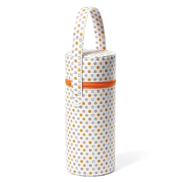 BabyOno Termobox na dojčenskú fľašu - Bodky