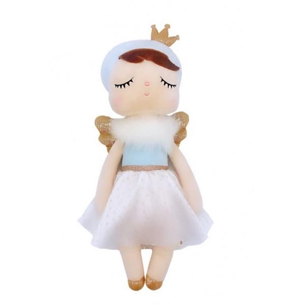 Handrová bábika Metoo Anjelik s korunkou