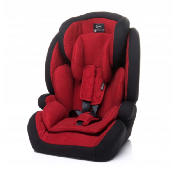 Autosedačka 4 BABY ASPEN XIX - 9-36 - červená
