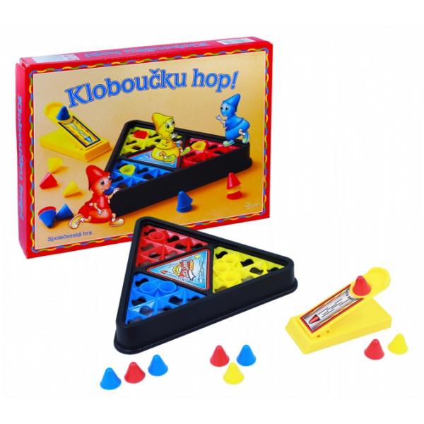 Rappa Hra Klobúčik hop!