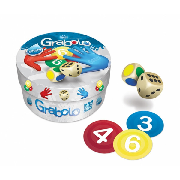 Rappa Hra kartové Grabolo