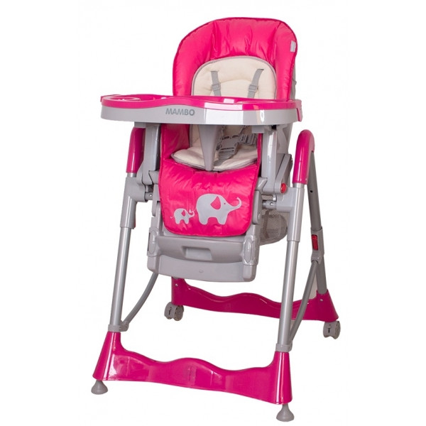 Coto Baby Jedálenský stoliček  Mambo Hot Pink