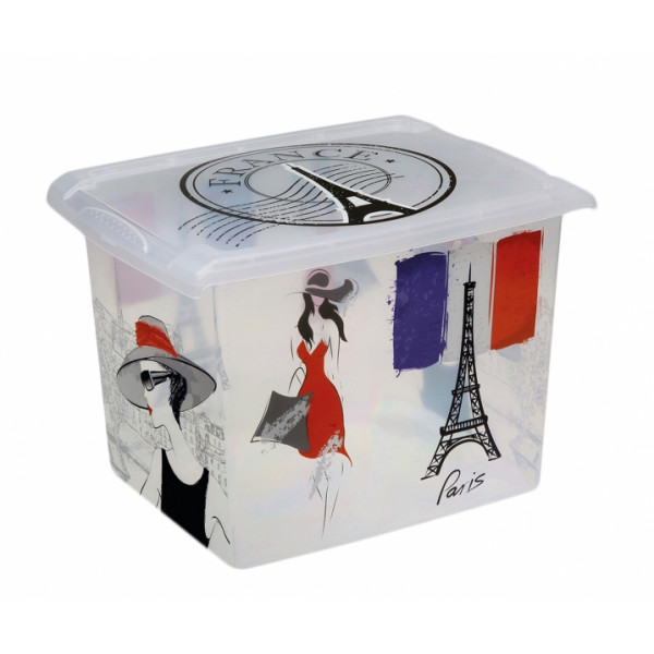 Keeeper Plastový box Francúzsko - 20,5l