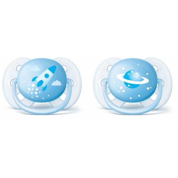 AVENT Cumlíky 0-6 m Ultra Soft Kluk - sv. modrá