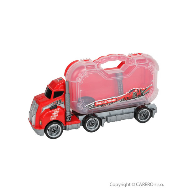 Detské nákladné auto s náradím Bayo 10 ks