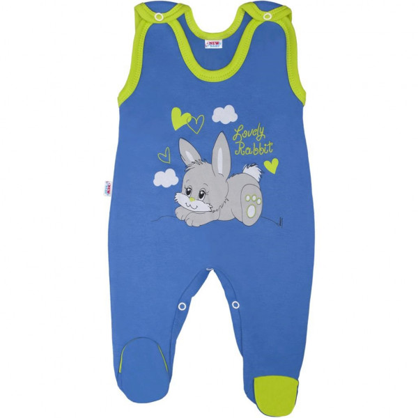 Detské dupačky New Baby Lovely Rabbit