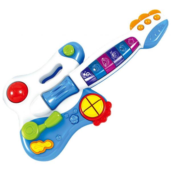 Detská hracia gitara Bayo