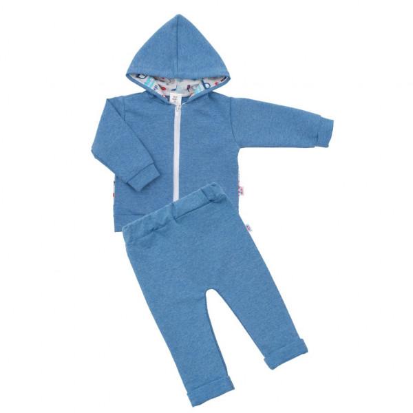 2-dielna bavlnená súprava New Baby For Boys
