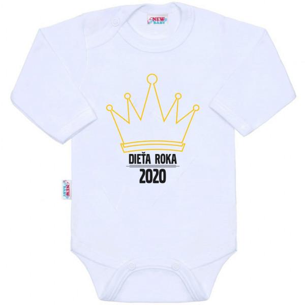 Body s potlačou New Baby Dieťa roka 2020