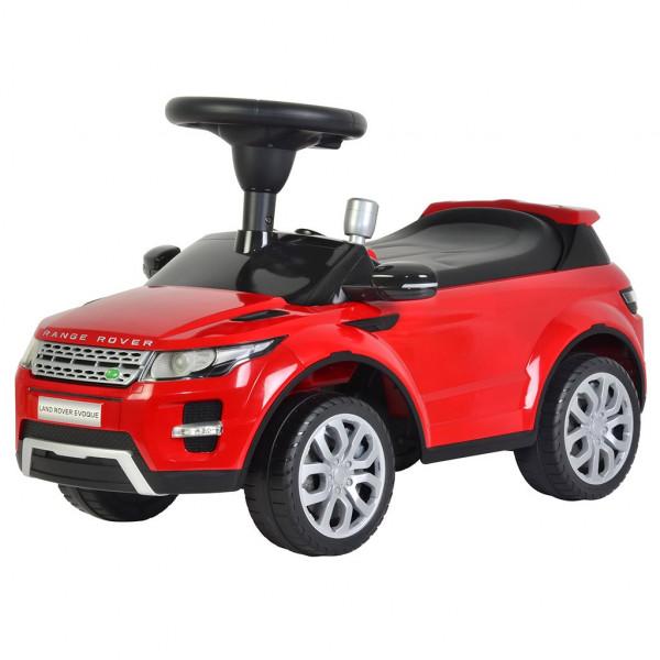 Detské jazdítko-odrážadlo Range Rover Evoque red